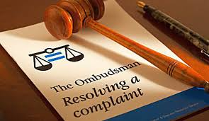 resolving a compliant ombudsman